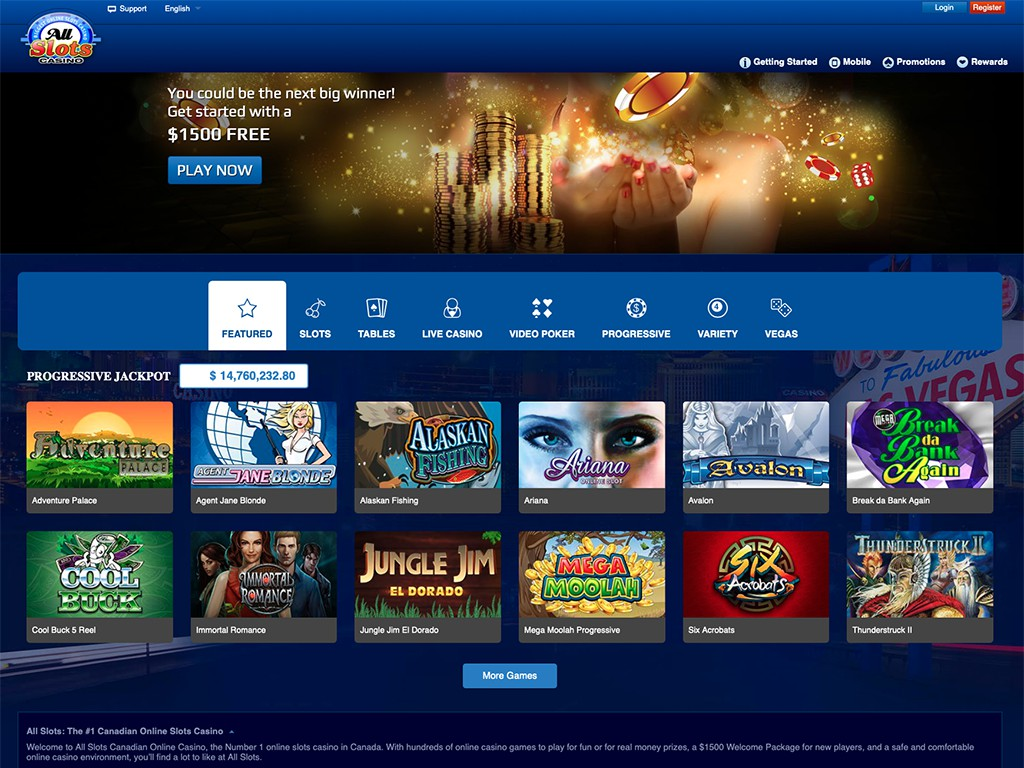 Slots Casino Review